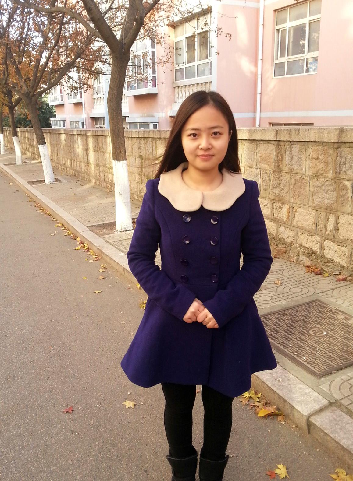陈瑶最可爱照片